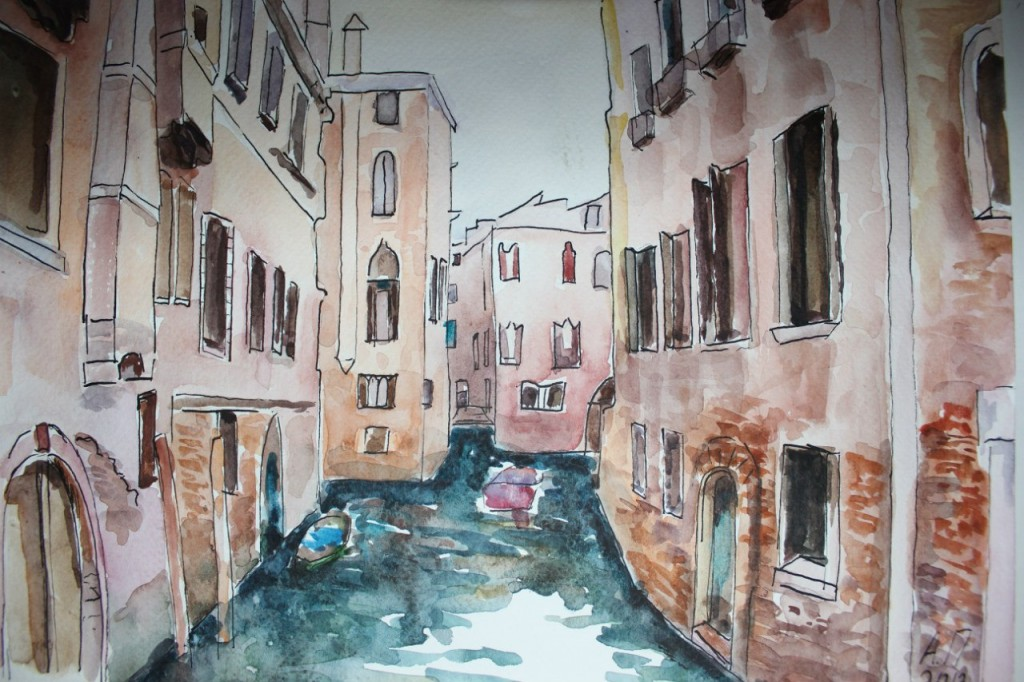 (Русский) Венеция